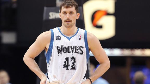 Timberwolves, Warriors Talking Kevin Love