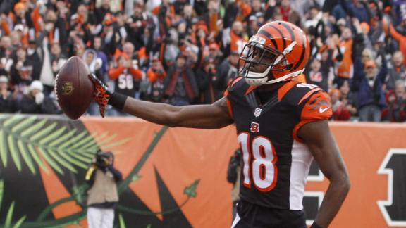 NFL Nation Buzz: Bengals