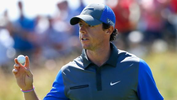 Rory Opens Strong Again
