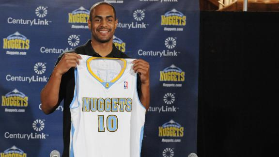 Afflalo thinks Nuggets can contend for title
