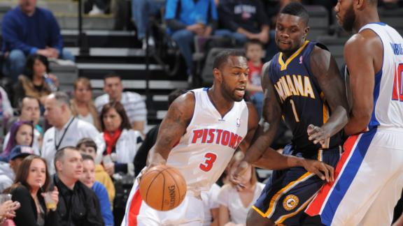 Indiana Pacers, guard Rodney Stuckey agree to terms on one-year…