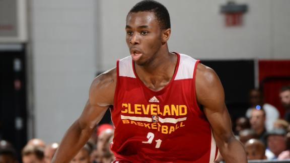 Sources: Cavs Willing To Trade Wiggins For Love