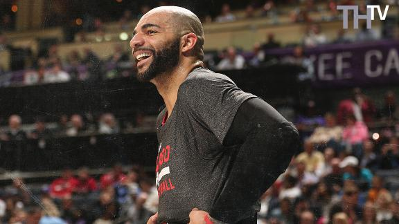 'Fortunate' Lakers introduce forward Boozer