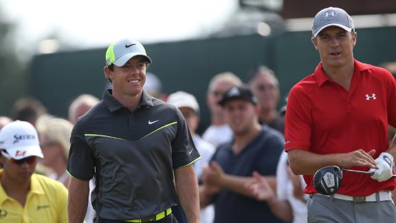 McIlroy Keeps Rolling
