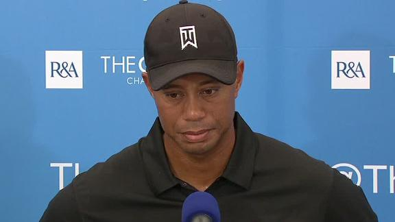 Tiger: I Got Off To A Terrible Start Again