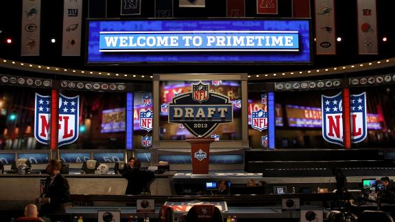 2015 NFL Draft To L.A. Or Chicago