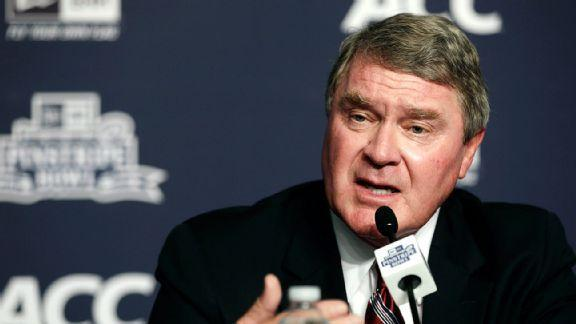 ACC commissioner John Swofford at media days