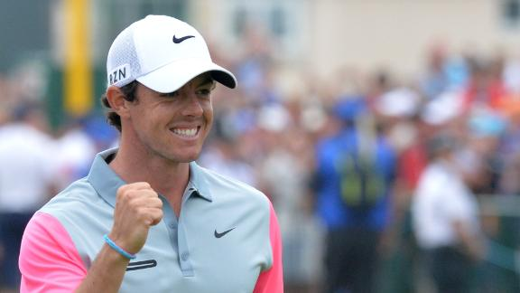 Emotional Win For McIlory