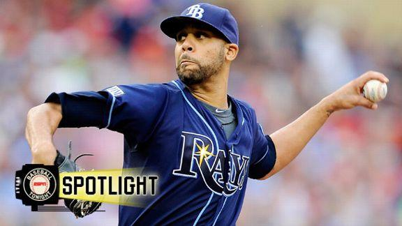 Price, Rays Shut Down Twins