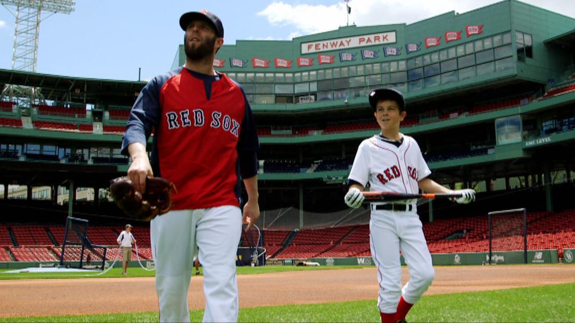 My Wish: Dustin Pedroia