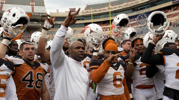 In Focus: Charlie Strong