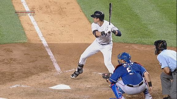 Video - Ellsbury Homers To Right