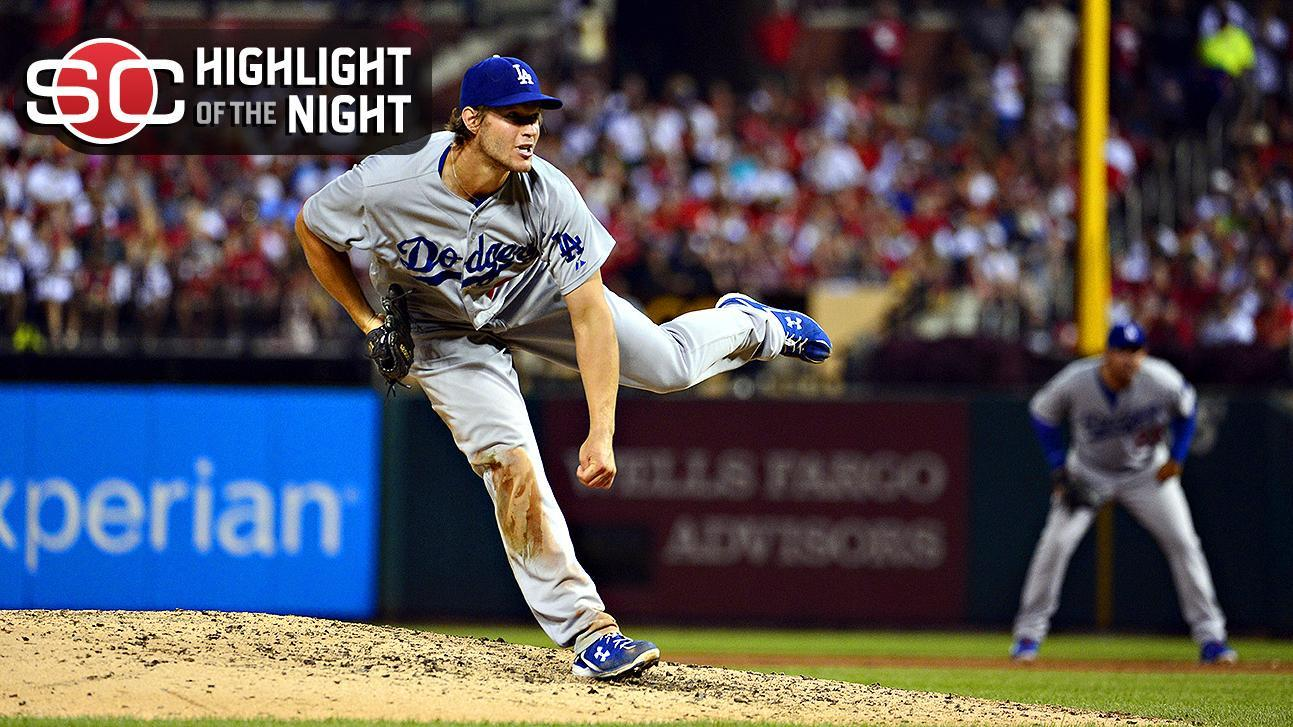 Kershaw's Streak Ends In Win Over Cardinals