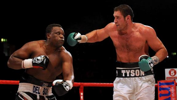 Making The Rounds: Fury-Chisora II Postponed