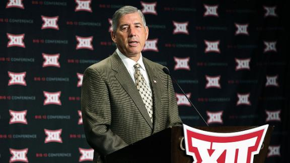 Big 12 Commissioner Bowlsby Rips NCAA