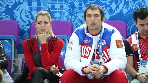 Russian Sports Power Couple Calls It Quits