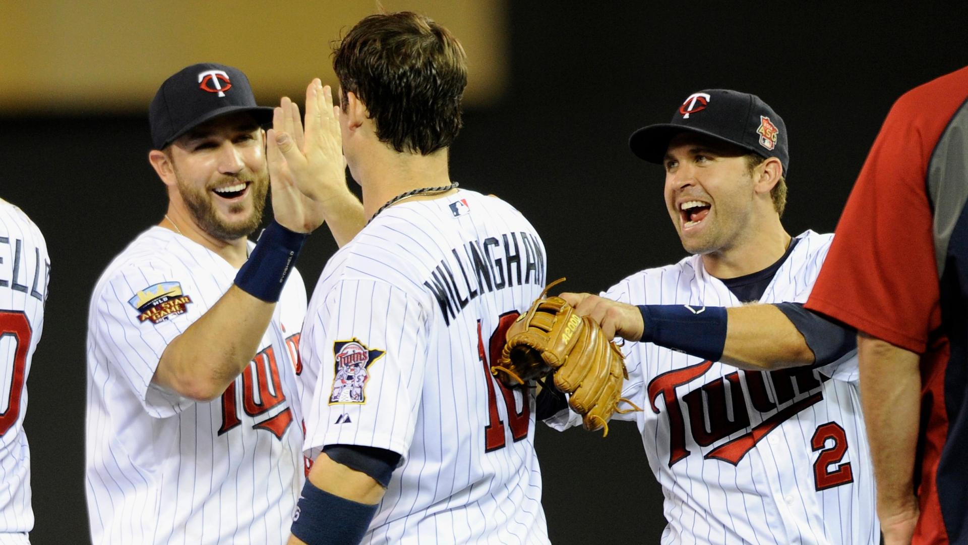 Twins Hold Off Indians
