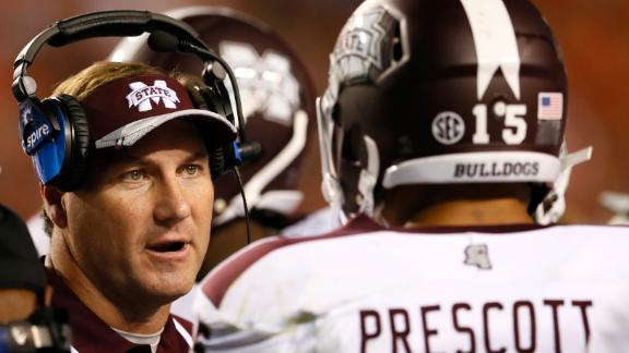Mississippi State, Arkansas Looking To Take Next Step