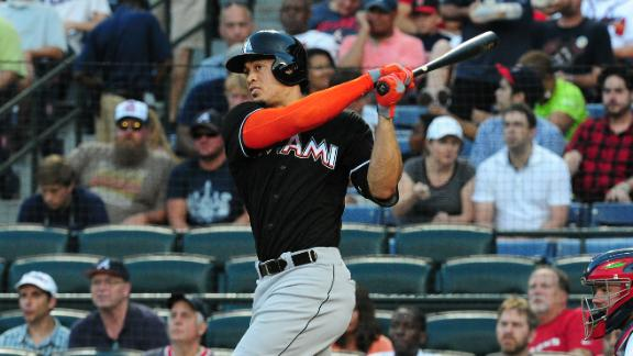 Marlins Hold On To Beat Braves