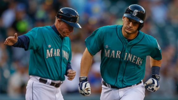 Mariners Cruise Past Mets