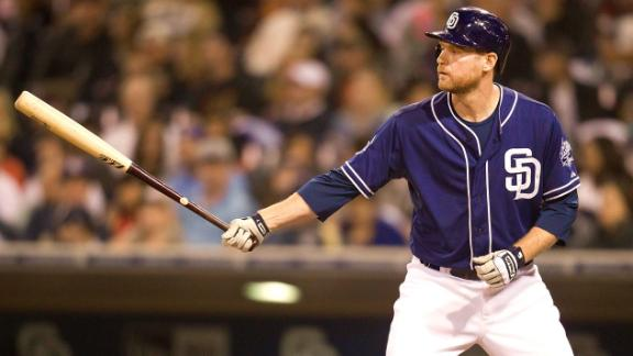 Yankees Deal For Padres 3B Chase Headley