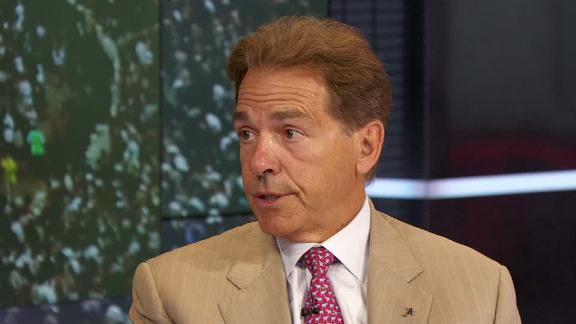 Saban Talks New Playoffs, Upcoming Season
