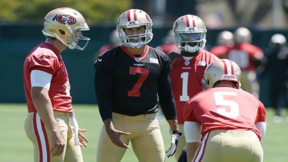 Video - 49ers Report To Camp