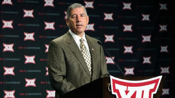 Bowlsby on Changes for Student Athletes