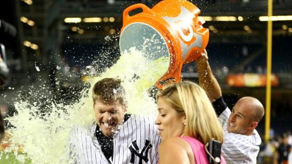 Yankees GM Brian Cashman explains Chase Headley trade with anal…