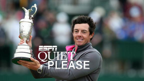 Quiet Please: Rory McIlroy Rules