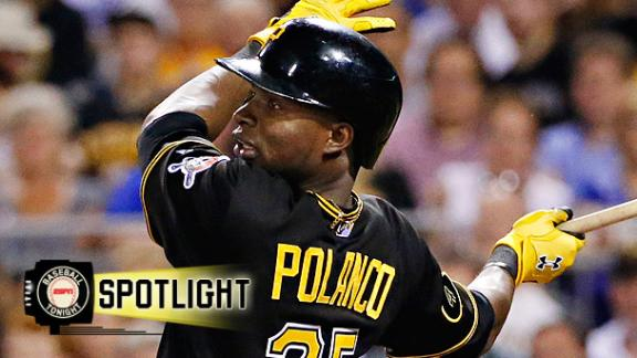 Pirates Beat Dodgers In Slugfest