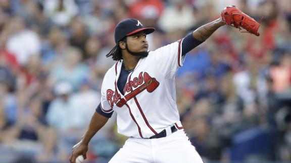 Braves Breeze Past Marlins