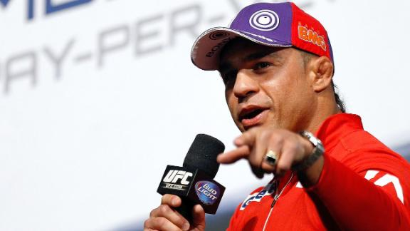 Belfort Gets License, UFC 181 Set