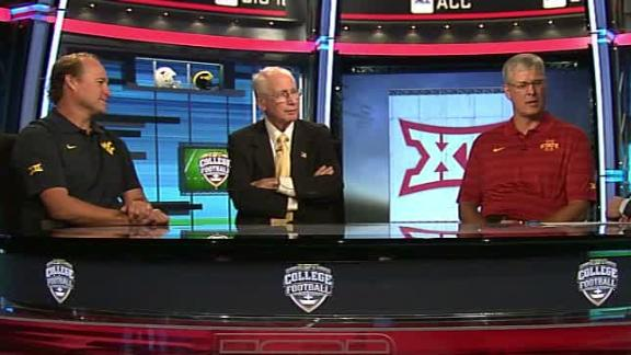 Big 12 Coaches Talk 2014 Season