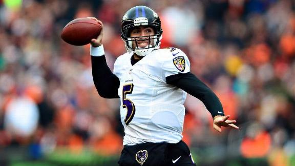 Suggs Wants Flacco To Be More Vocal