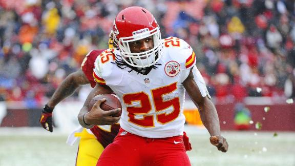 Jamaal Charles Gets New Deal With Chiefs