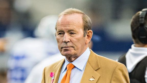Broncos' Bowlen Battling Alzheimer's Disease