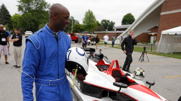 Colts' Wayne comes in IndyCar; 'ready to go'