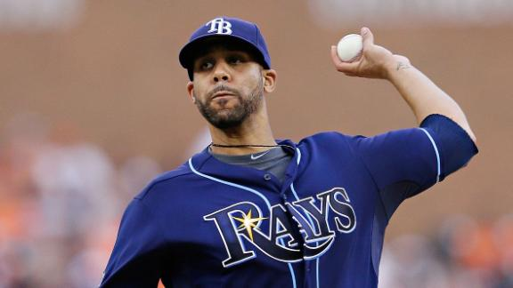 Do The Rays Trade Price?