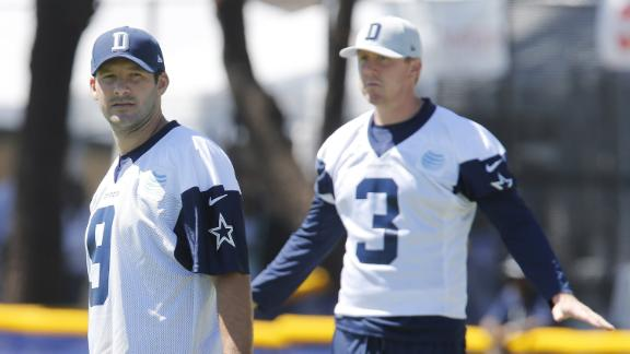 Stephen Jones says Cowboys will run the ball more