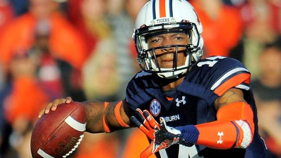 Auburn QB Cited For Pot Possession