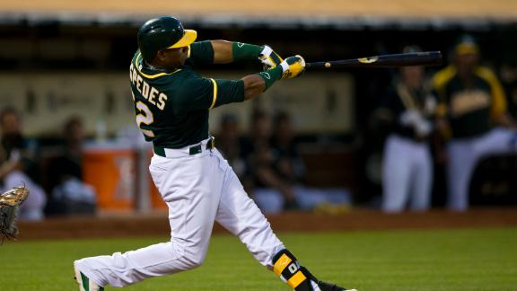 A's Hold Off Astros