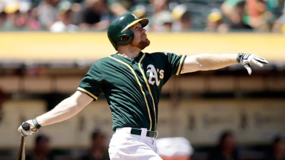 Video - A's Pick Up MLB-Best 63rd Win
