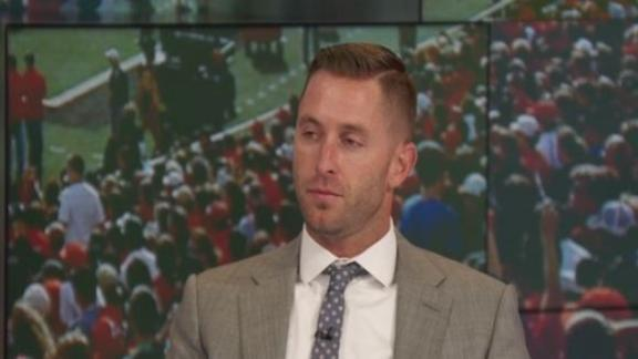 Kingsbury Talks Dance Moves, Manziel
