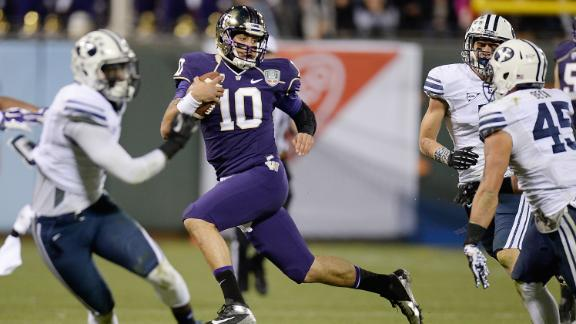 Washington Suspends QB For Opener