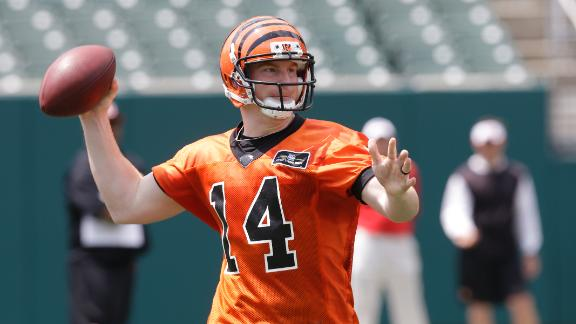Video - Dalton Excited To Get Back On The Field