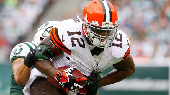 Browns WR Gordon To Appeal Suspension