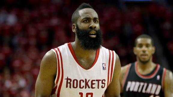 Should Harden's Teammates Be Upset?