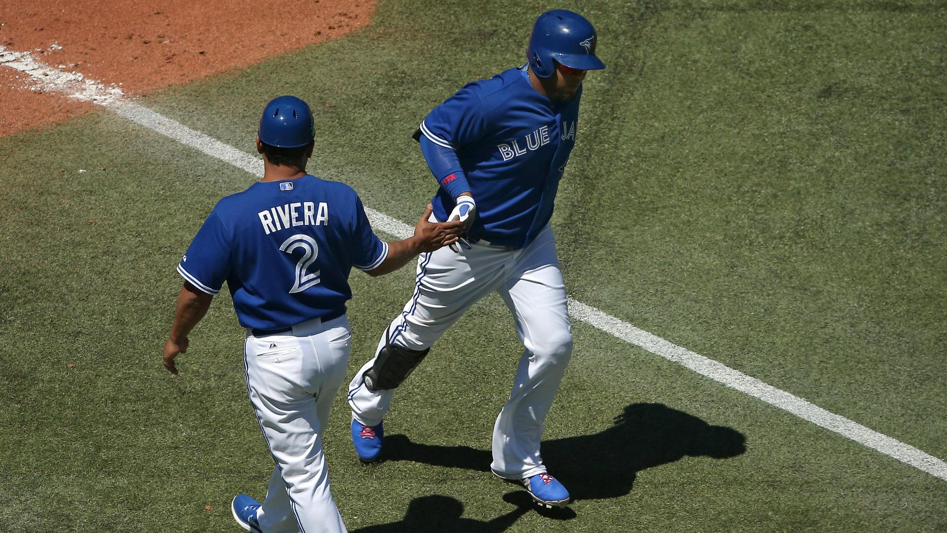 Blue Jays Trounce Red Sox