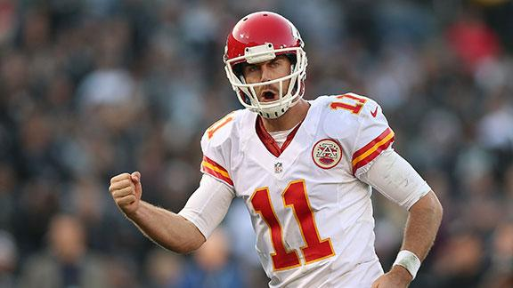 Fantasy Now: Alex Smith